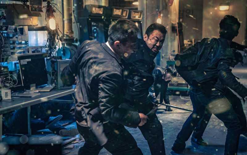The Gangster, The Cop, The Devil 2019 HDRip 720p 악인전 Full Movie English Subtitles KatmovieHD.to