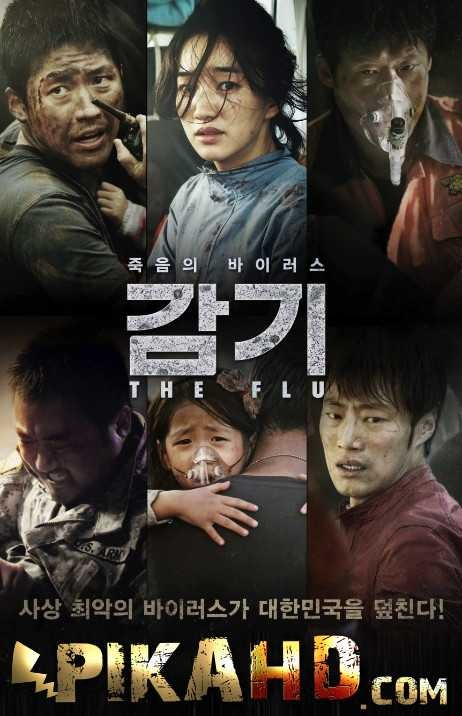 Flu 2013 Blu-Ray 720p 감기 Full Movie English Subtitles [Gamgi 2013 Movie Eng Subs] .